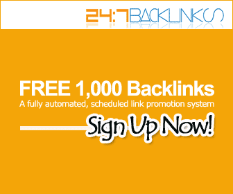 Get 1000 Back Links Free For SEO